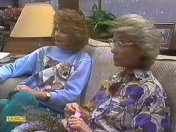 Madge Bishop, Helen Daniels in Neighbours Episode 0839