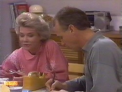 Helen Daniels, Jim Robinson in Neighbours Episode 0840