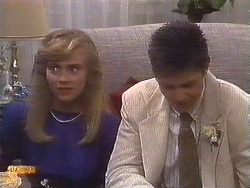 Jane Harris, Joe Mangel in Neighbours Episode 0840