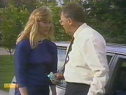 Jane Harris, Harold Bishop in Neighbours Episode 0841
