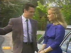 Paul Robinson, Jane Harris in Neighbours Episode 0841