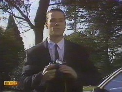 Mike Young in Neighbours Episode 0841