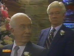 John Worthington, Charles Spencer in Neighbours Episode 0841