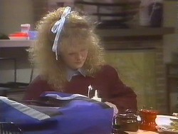 Sharon Davies in Neighbours Episode 0843