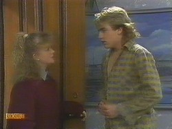 Sharon Davies, Nick Page in Neighbours Episode 0844