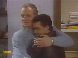 Jim Robinson, Paul Robinson in Neighbours Episode 0844