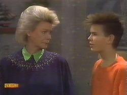 Helen Daniels, Todd Landers in Neighbours Episode 0845