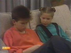 Todd Landers, Katie Landers in Neighbours Episode 0845