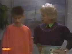 Todd Landers, Helen Daniels in Neighbours Episode 0845