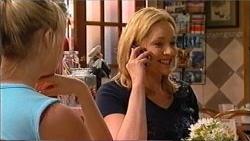 Janae Hoyland, Janelle Timmins in Neighbours Episode 5201