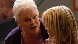Mary Casey, Pepper Steiger in Neighbours Episode 5201