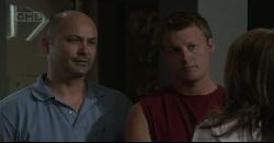 Steve Parker, Oliver Barnes, Rebecca Napier in Neighbours Episode 5444