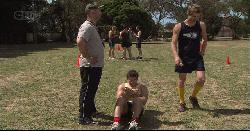 Steve Parker, Declan Napier, Chris Knight in Neighbours Episode 5444