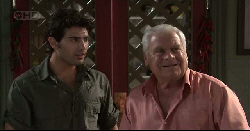 Marco Silvani, Lou Carpenter in Neighbours Episode 5445
