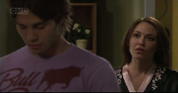Ty Harper, Libby Kennedy in Neighbours Episode 5445