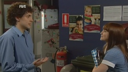 Harry Ramsay, Summer Hoyland in Neighbours Episode 5932