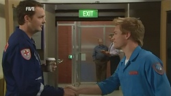 Christian Doran, Ringo Brown in Neighbours Episode 5932