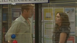 Michael Williams, Libby Kennedy in Neighbours Episode 5932