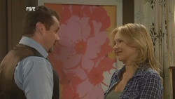 Toadie Rebecchi, Steph Scully in Neighbours Episode 5933