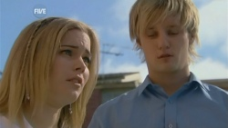 Natasha Williams, Andrew Robinson in Neighbours Episode 5934