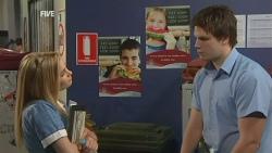 Natasha Williams, Chris Pappas in Neighbours Episode 5934