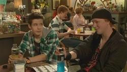 Adam Muller, Scott 'Griffo' Griffin in Neighbours Episode 5934