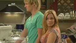 Andrew Robinson, Natasha Williams in Neighbours Episode 5934