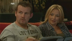 Toadie Rebecchi, Steph Scully in Neighbours Episode 5934