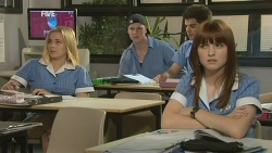 Natasha Williams, Scott 'Griffo' Griffin, Summer Hoyland in Neighbours Episode 5935