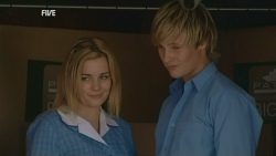Natasha Williams, Andrew Robinson in Neighbours Episode 5935
