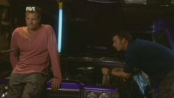 Michael Williams, Lucas Fitzgerald in Neighbours Episode 5936