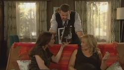 Libby Kennedy, Toadie Rebecchi, Steph Scully in Neighbours Episode 5936