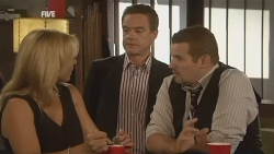 Steph Scully, Paul Robinson, Toadie Rebecchi in Neighbours Episode 5936