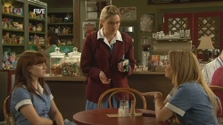 Summer Hoyland, Lisa Devine, Natasha Williams in Neighbours Episode 5937