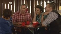 Susan Kennedy, Karl Kennedy, Zeke Kinski, Toadie Rebecchi in Neighbours Episode 5937