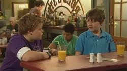 Callum Jones, Ben Kirk in Neighbours Episode 5938