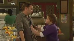 Lucas Fitzgerald, Callum Jones in Neighbours Episode 5938