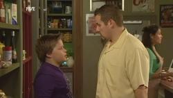Callum Jones, Toadie Rebecchi in Neighbours Episode 5938