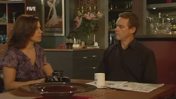 Rebecca Napier, Paul Robinson in Neighbours Episode 5941