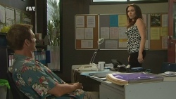 Michael Williams, Libby Kennedy in Neighbours Episode 5941