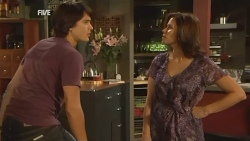 Declan Napier, Rebecca Napier in Neighbours Episode 5941