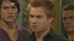 Declan Napier, Ringo Brown, Paul Robinson in Neighbours Episode 5942