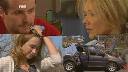 Toadie Rebecchi, Sonya Mitchell, Steph Scully, Lucas Fitzgerald in Neighbours Episode 5946