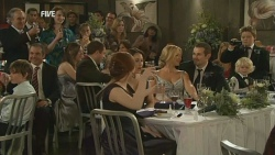 Terry Kearney, Ben Kirk, Karl Kennedy, Summer Hoyland, Kate Ramsay, Steph Scully, Toadie Rebecchi, Charlie Hoyland, Callum Jone in Neighbours Episode 5947