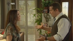 Libby Kennedy, Toadie Rebecchi in Neighbours Episode 5948