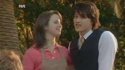 Kate Ramsay, Declan Napier in Neighbours Episode 5948