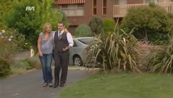 Steph Scully, Toadie Rebecchi in Neighbours Episode 5948