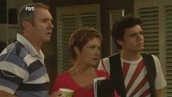 Karl Kennedy, Susan Kennedy, Zeke Kinski in Neighbours Episode 5949