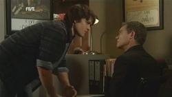 Declan Napier, Paul Robinson in Neighbours Episode 5949