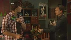 Declan Napier, Paul Robinson in Neighbours Episode 5950